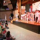 Gala de danse des enfants avec Latin Fitness à Juvignac